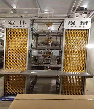 养鸡自动捡蛋机设备特点有哪些?