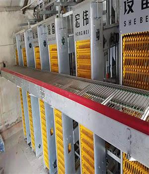 河南H型养鸡设备生产厂家